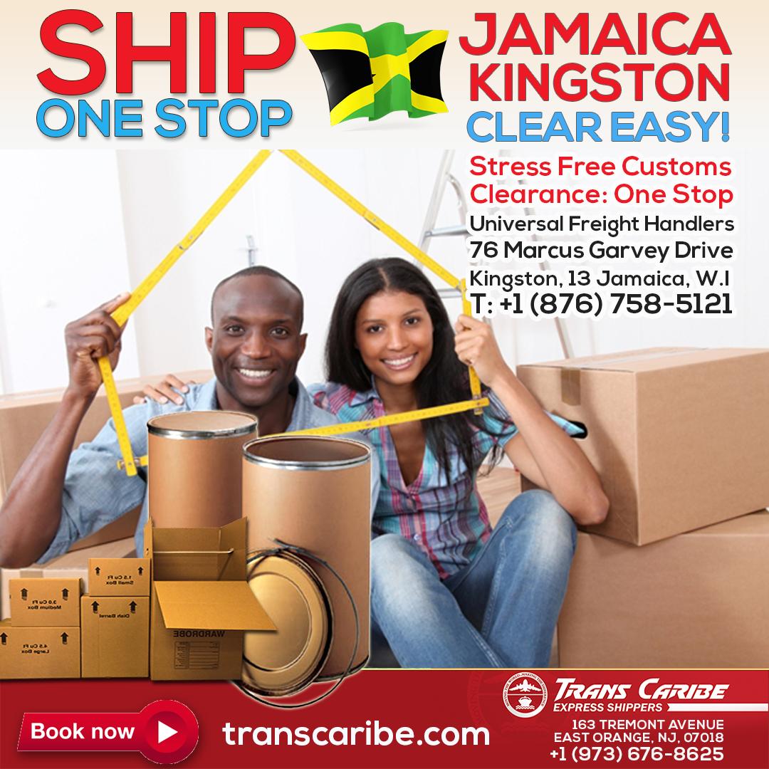 Kingston, Jamaica Sailing Schedule