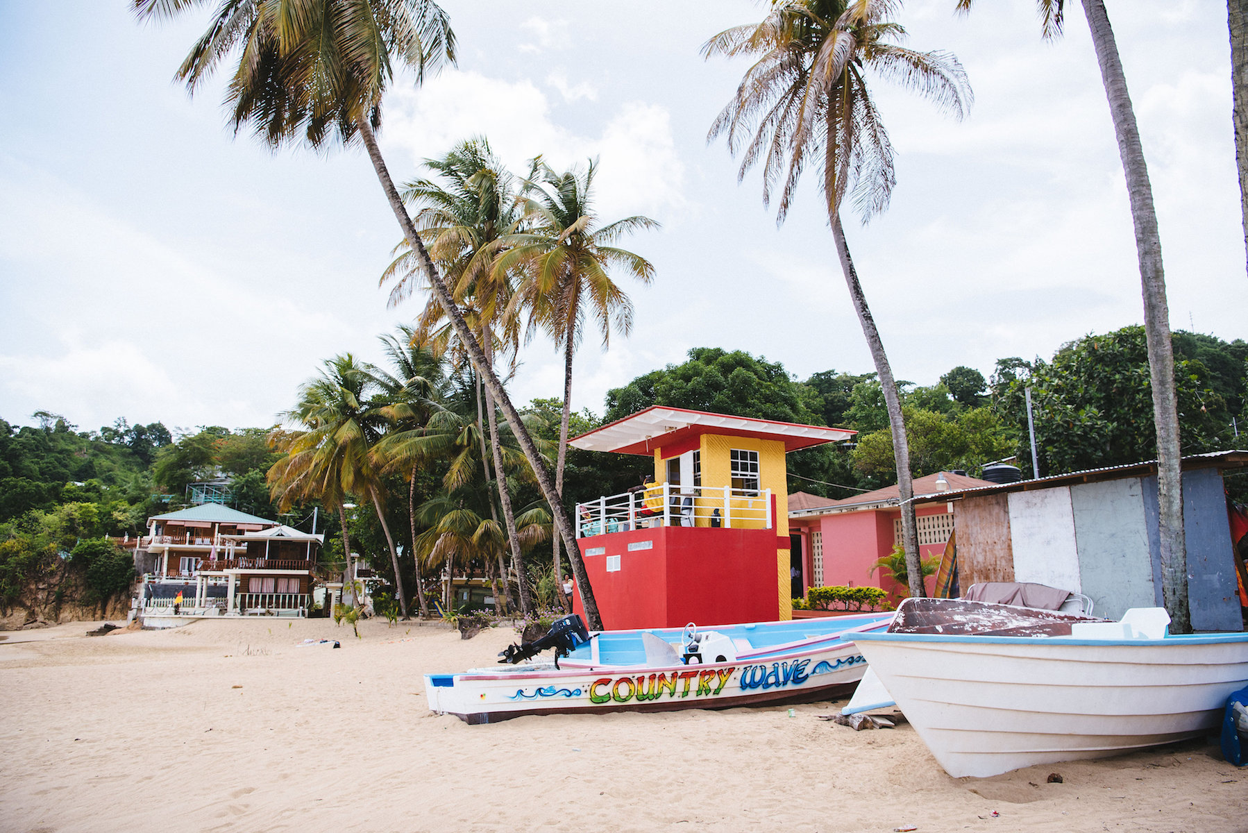 Returning Resident Nationals Information: Relocating to Trinidad and Tobago