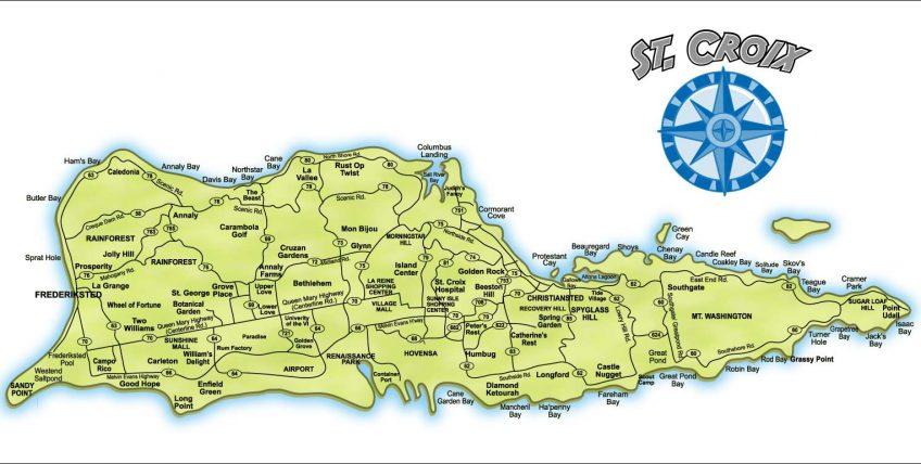 Shipping to St  Croix - TransCaribe com - Trans Caribe Express