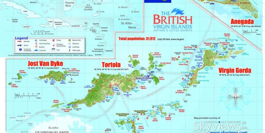 Shipping to British Virgin Islands - TransCaribe com - Trans Caribe