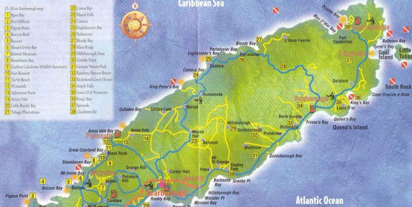 Shipping to Tobago - TransCaribe com - Trans Caribe Express Shippers